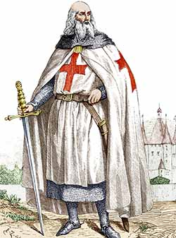 Jacques de Molay Templário